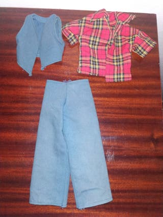 Traje Lucas Nancy
