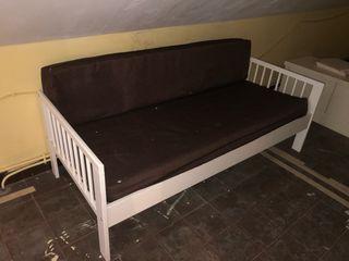 Mini cama ikea