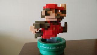 Amiibo Super Mario Bros 8 Bits