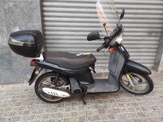 Honda sh100,
