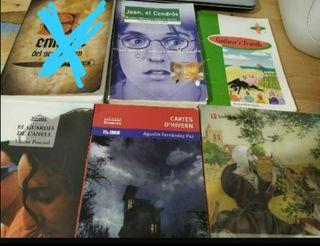libros lectura ,ESO