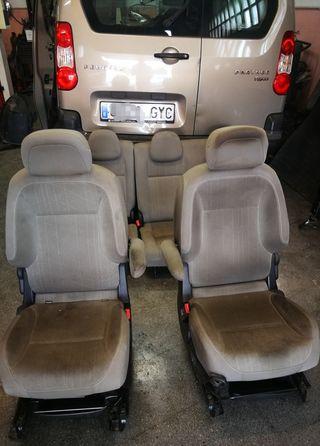 asientos Peugeot partner /berlingo