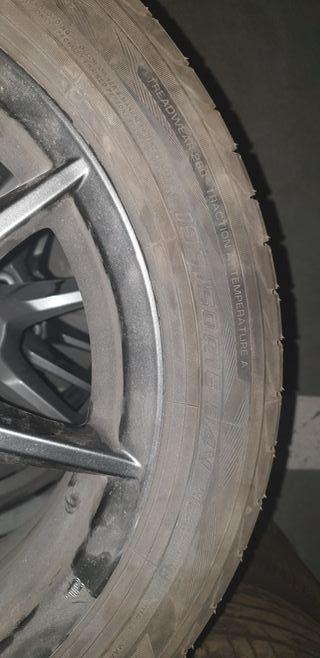Llantas Audi, Mazda y Alfa Romeo