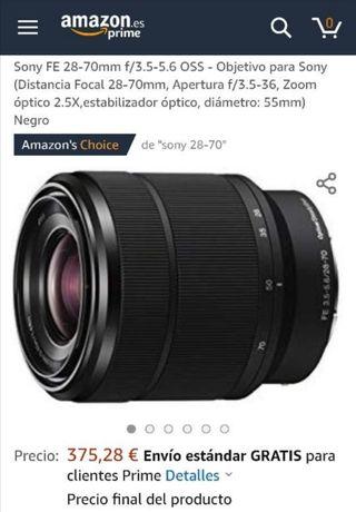 Sony 28-70mm 3.5-5.6 OSS