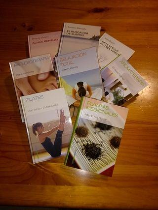 colección de 8 libros 12 euros