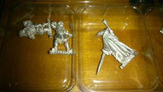 warhammer la compañia del anillo plomo