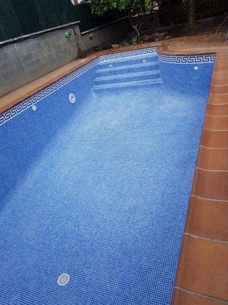 Construcción piscinas de obra