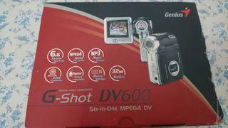 Video cámara digital