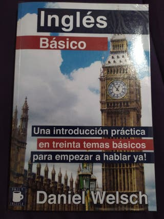 Libro Inglés Daniel Welsch