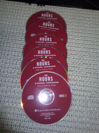 audio libro. The hours