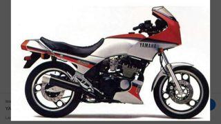 Yamaha XJ600 XJ 600 diversion