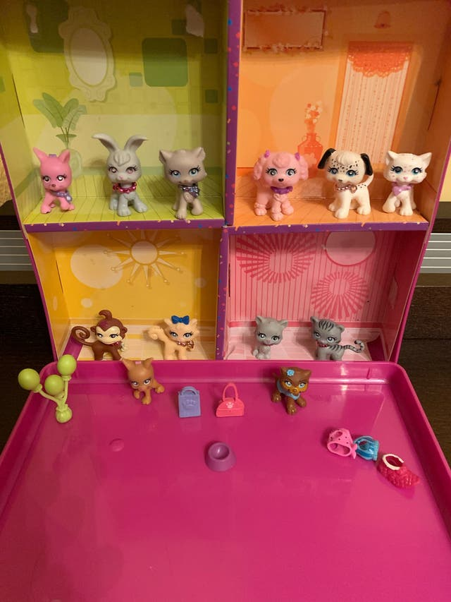 Fiesta de mascotas polly pocket