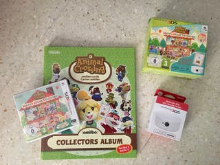 Pack Animal Crossing Happy Home Designer