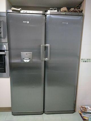 Fagor frigorífico y congelador americano