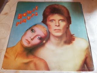 Lp vinilo David Bowie Pin Ups