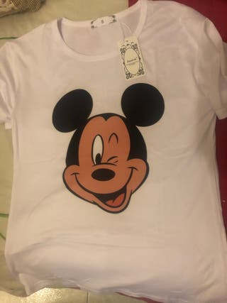 Camiseta Mickey Mouse talla S
