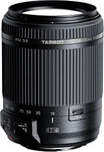 Tamron 18-200 VC Nikon estabilizado