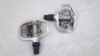 pedales automáticos PD A520 shimano