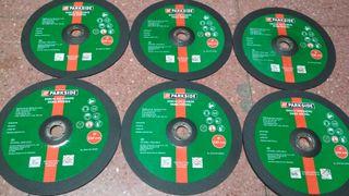 Discos radial 230 Nuevos