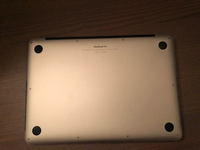 Macbook pro 13inch 256GB