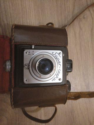 cámara fotos Super capta