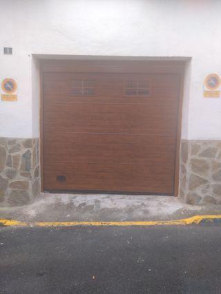 puertas automáticas para garaje
