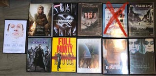 Películas variadas DVD
