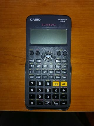Calculadora CASIO fx-82SP X