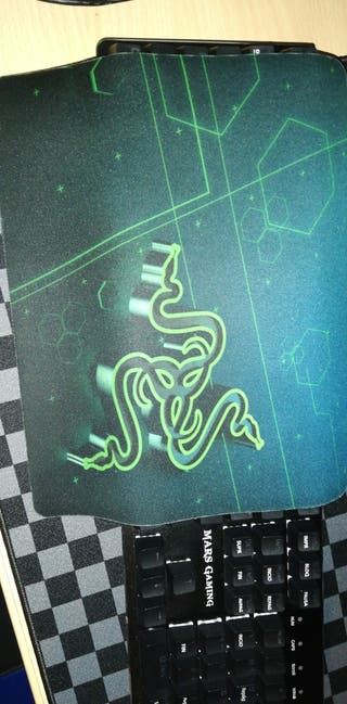 (Razer) alfonbrilla para raton