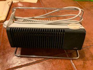 Radiador eléctrico Braun 2000w