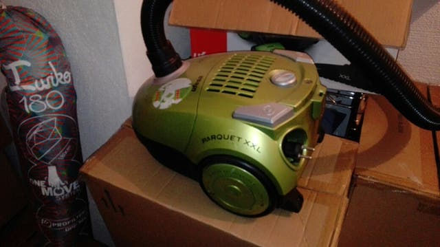 Aspirador ufesa 2200 watios