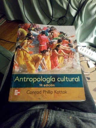 Libro Antropología Cultural Kottak
