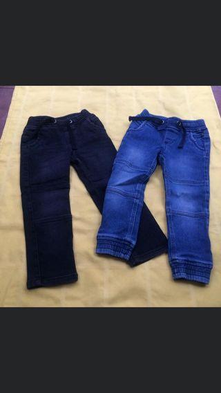 Pantalones niño talla 3