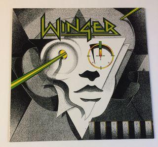WINGER Disco Vinilo Lp