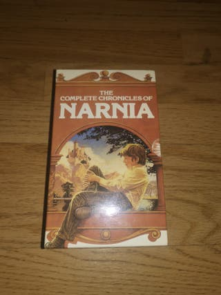 The chronicles of Narnia complete set
