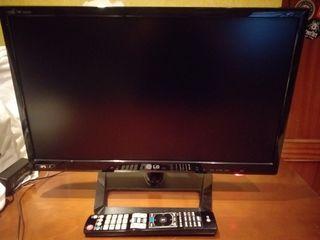 """TV LG 1080p full HD IPS LED 22"""""""