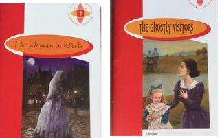 Lote 3 libros inglés lectura