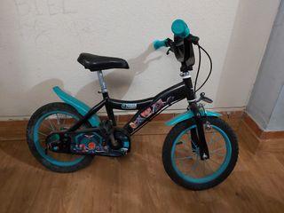 Bicicleta niño 16''. Perfecto estado