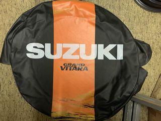 Funda rueda original Suzuki Grand Vitara