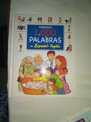 Libro en Español - Inglés