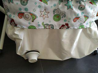 bañera portátil para bebes