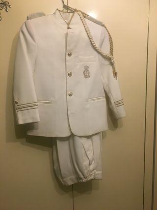 Traje comunión almirante ( está nuevo)