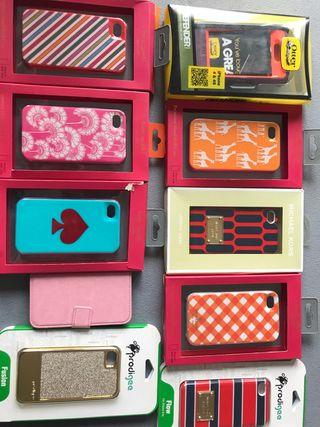 Lote fundas Iphone 4/4s/iPod