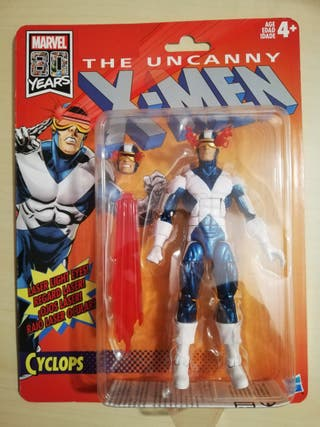 MARVEL LEGENDS X-MEN CÍCLOPE X-FACTOR