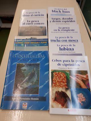 11 libros pesca