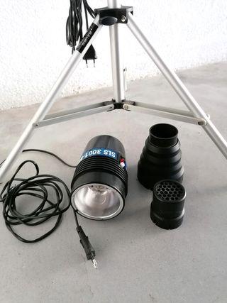 Flash - 2 flashes + accesorios