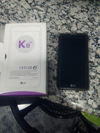 mobil lg k8