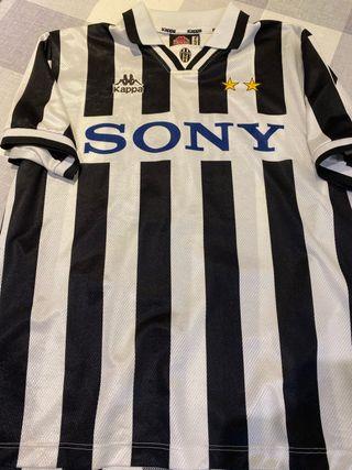 Camiseta n10 Juventus original