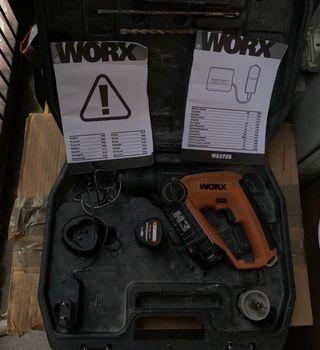 Taladro Work H3 12V (Martillo y Atornillador)