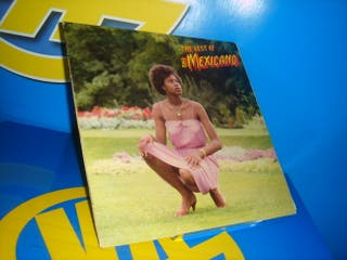 vinilo LP-disco- The Mexicano The Best Of -1980